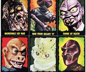 1960s, monsters, and outer space image