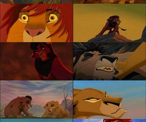 disney, walt disney, and lion king 2 image
