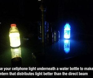 life hack, light, and tips image