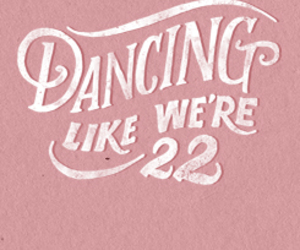 22, dancing, and Taylor Swift image
