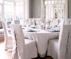 beautiful, deco, and dining room image