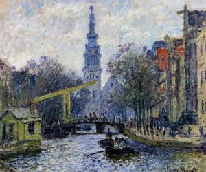amsterdam, art, and claude monet image
