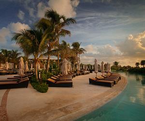 luxury, summer, and pool image