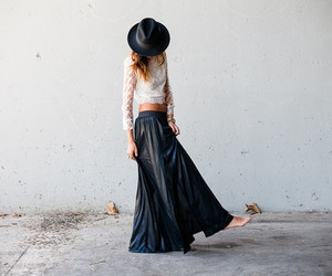 fashion, style, and crop top image