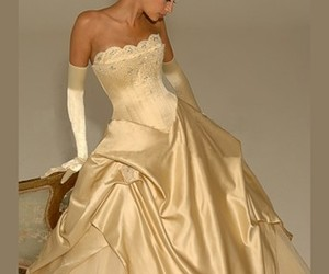 lace dresses, wedding clothes, and cheap wedding apparel image
