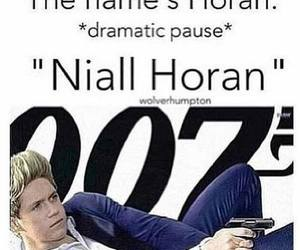 niall horan, one direction, and 007 image