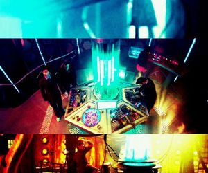 colorful, console, and doctor who image