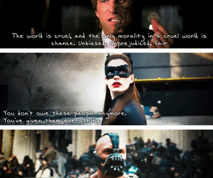 catwoman, harvey dent, and tdk image