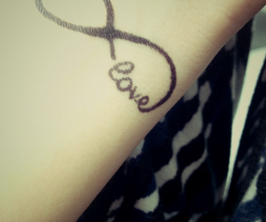 tattoo infinity love image