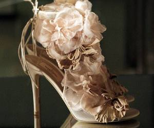 fashion, shoes, and heel shoes image