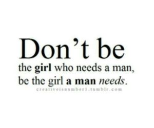girl, quote, and man image