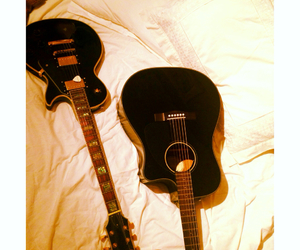 acoustic, electric, and fender image
