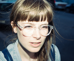 glasses and cute image