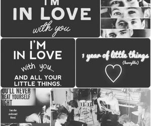 little things and one direction image