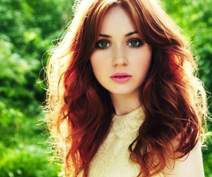 karen gillan, doctor who, and amy pond image