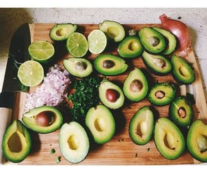 avocado and food image