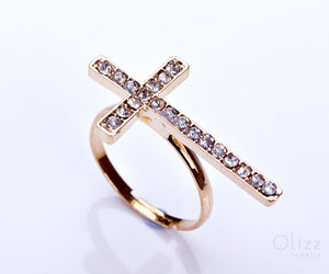 jewelry ring, statement ring, and anniversary ring image