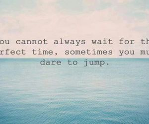 quotes, jump, and text image