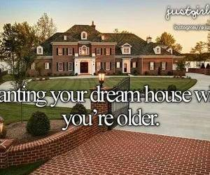 Dream and house image