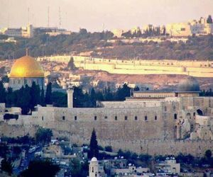 al aqsa, mosqe, and the dom of the rock image