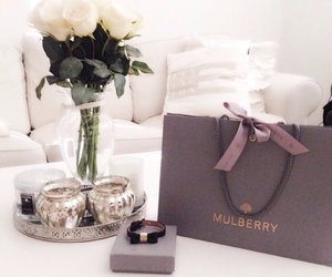 luxury, mulberry, and classy image
