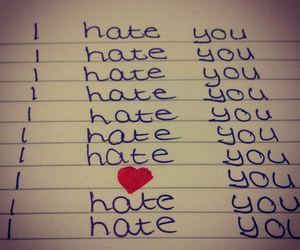hate, quote, and teen image