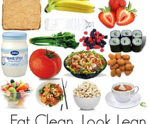 food, healthy, and clean image