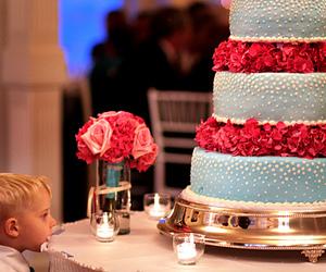 cake, boy, and wedding cake image