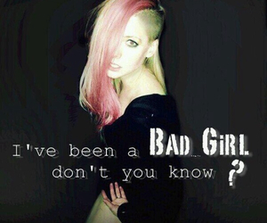 Avril Lavigne, bad girl, and beautiful image