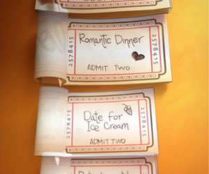 adorable, coupons, and date image