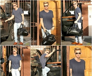 cody simpson and candid 2014 image