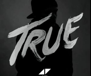 true, avicii, and music image