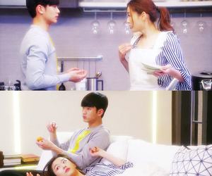 kimsoohyun, youwhocamefromthestar, and koreandrama image