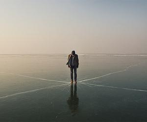 ice, photography, and boy image