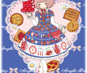 angelic pretty, anime, and doll image