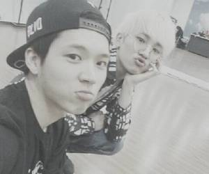 key, woohyun, and toheart image