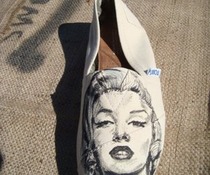 Marilyn Monroe and toms image