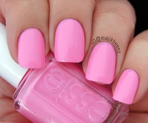 girly things, pretty, and manicure image