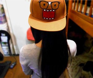 cap, domo, and hat image