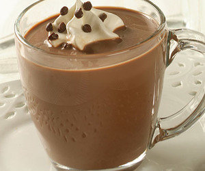 chocolate, cocoa, and drink image