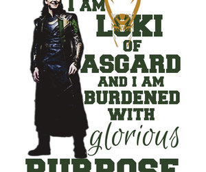 Avengers, quotes, and thor image