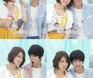 heartstrings, park shin hye, and jung yong hwa image