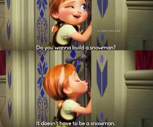 anna, white, and frozen image