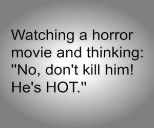 boy, Hot, and horror image