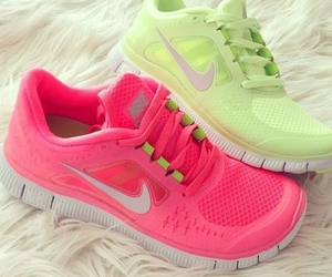 girly, green, and gym image
