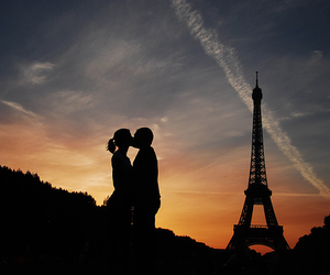 boyfriend, couple, and france image