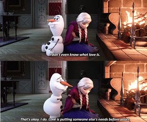 film, frozen, and movies image