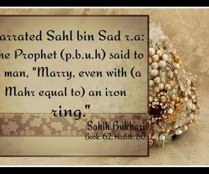 allah, bridal, and couple image