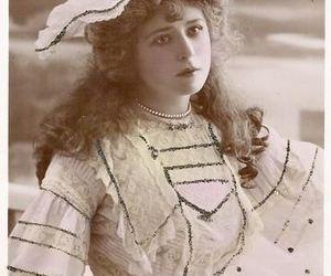 1900s, edwardian, and girl image