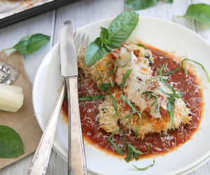 cheese, parmesan, and mozzarella image